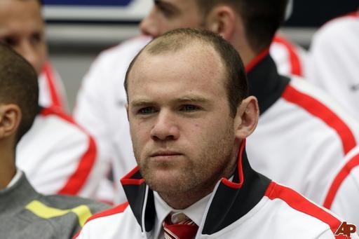 2011 wayne Rooney Hairstyle